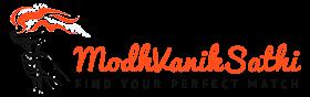 Modh Vanik Sathi - Modh Vanik Samaj - Logo